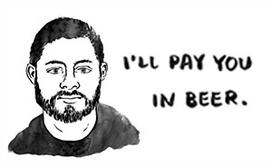 Tired Of Being Asked To Work For Free, This Artist Started Drawing These Client Requests