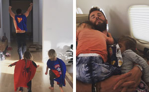 10+ Times Chris Hemsworth Was The World's Best Dad