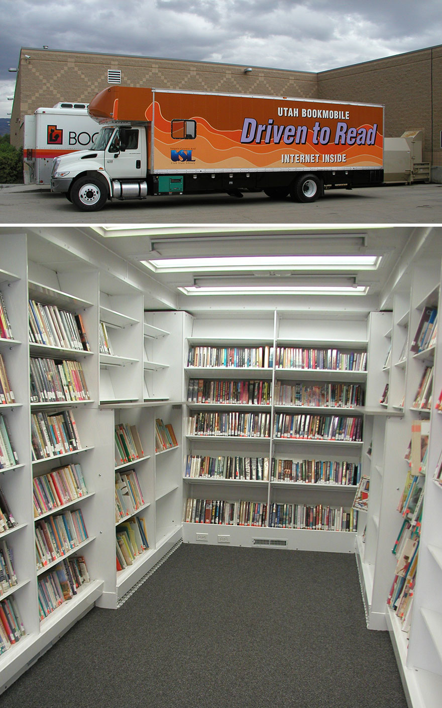 Sanpete County Bookmobile