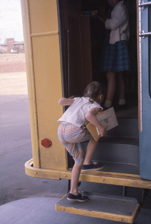 Bookmobile, C. 1950
