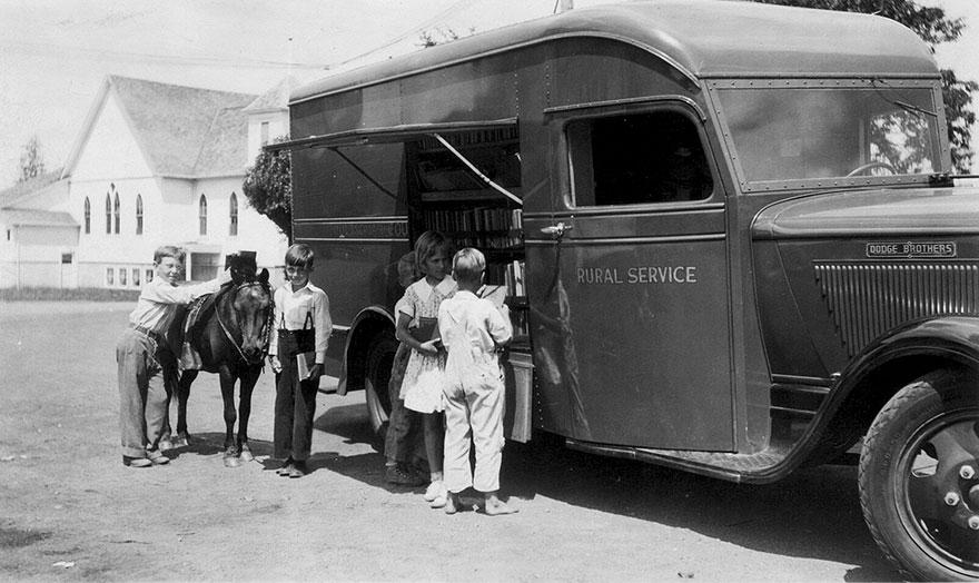 Summer Rural Service, 1936