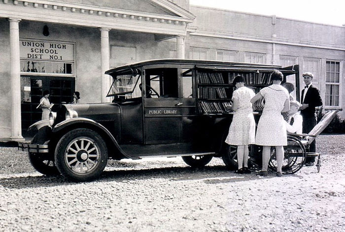 Multnomah County Library, 1926