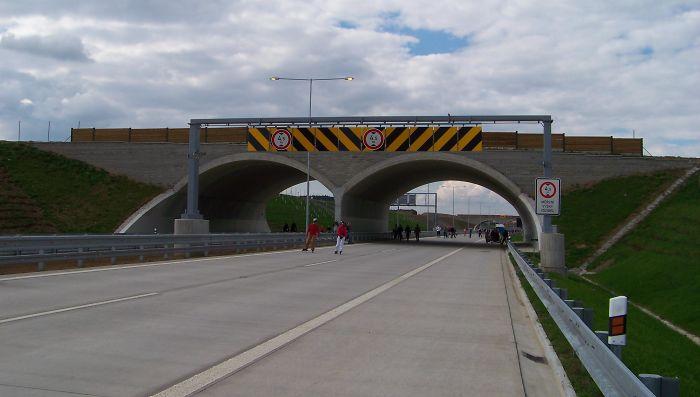 Ecoducto en Praga, Chequia