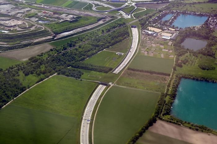 Ecoducto en Austria