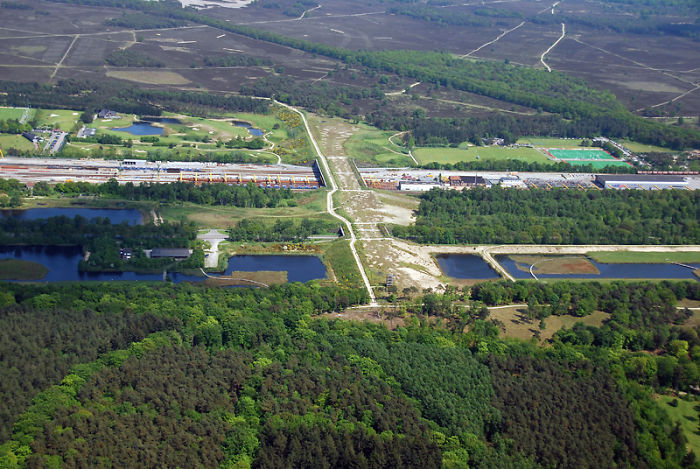 Ecoducto en Holanda