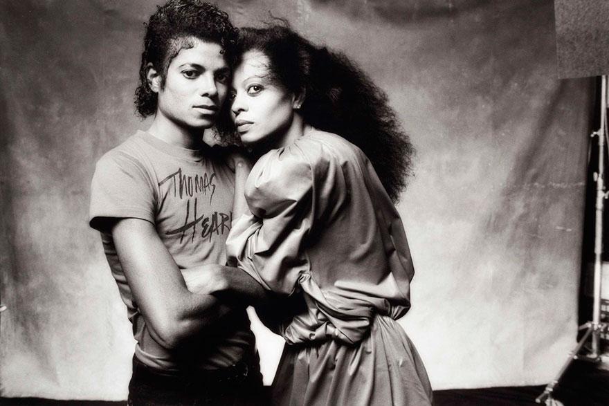Michael Jackson & Diana