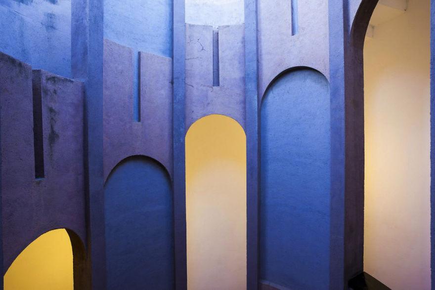 Как превратить цементный завод в роскошный особняк   cement factory renovation la fabrica ricardo bofill 28 58b3e23ecc3d1  880