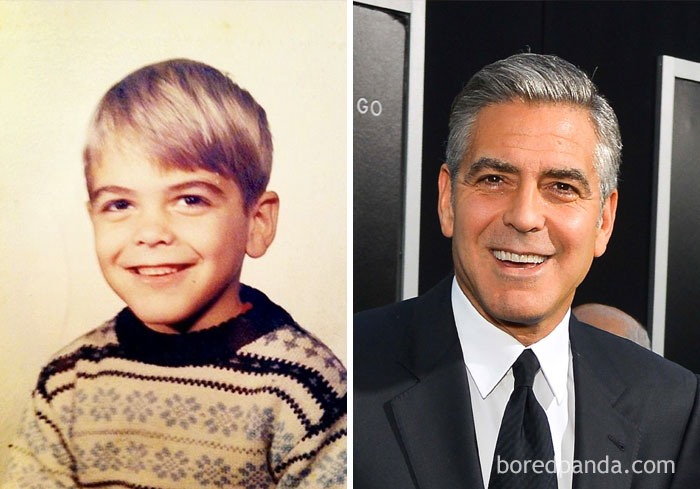 The 40 Awesomest Celebrity Baby Photos: Then & Now - Heavy.com