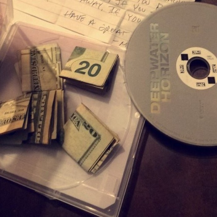 Mom Finds A Surprise Inside A Rented Dvd Case