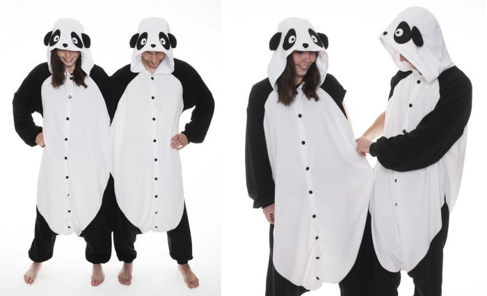 We've Created A Panda Twinsie