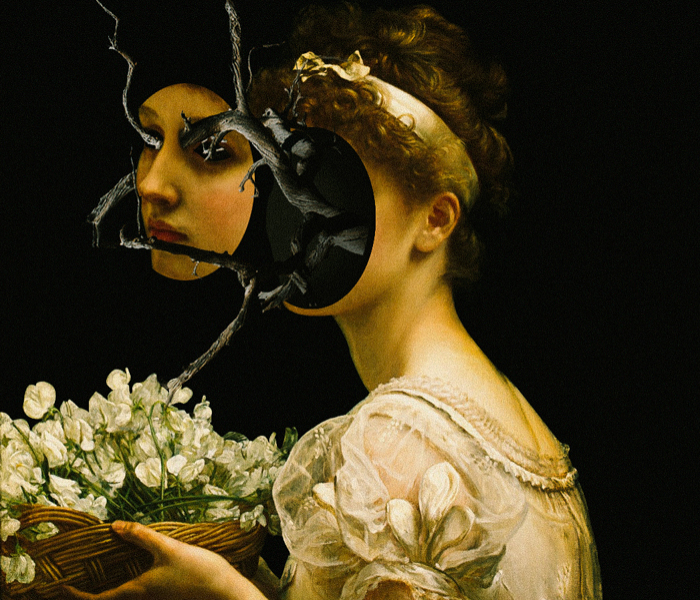 I Create Altered Realities In Classical Paintings