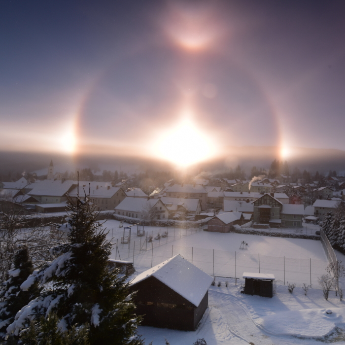 Frozen Halo