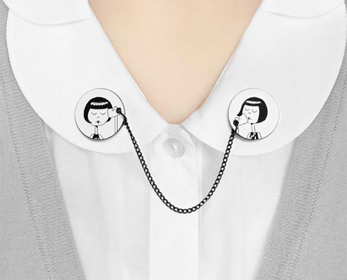 Creative Shirt Collars