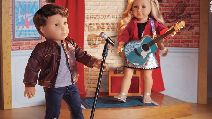 Say Hello To Logan Everett, American Girl's First Ever Boy Character Doll