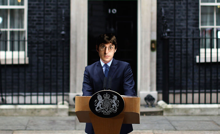 There's A Petition To Make Louis Theroux The Next Prime Minister
