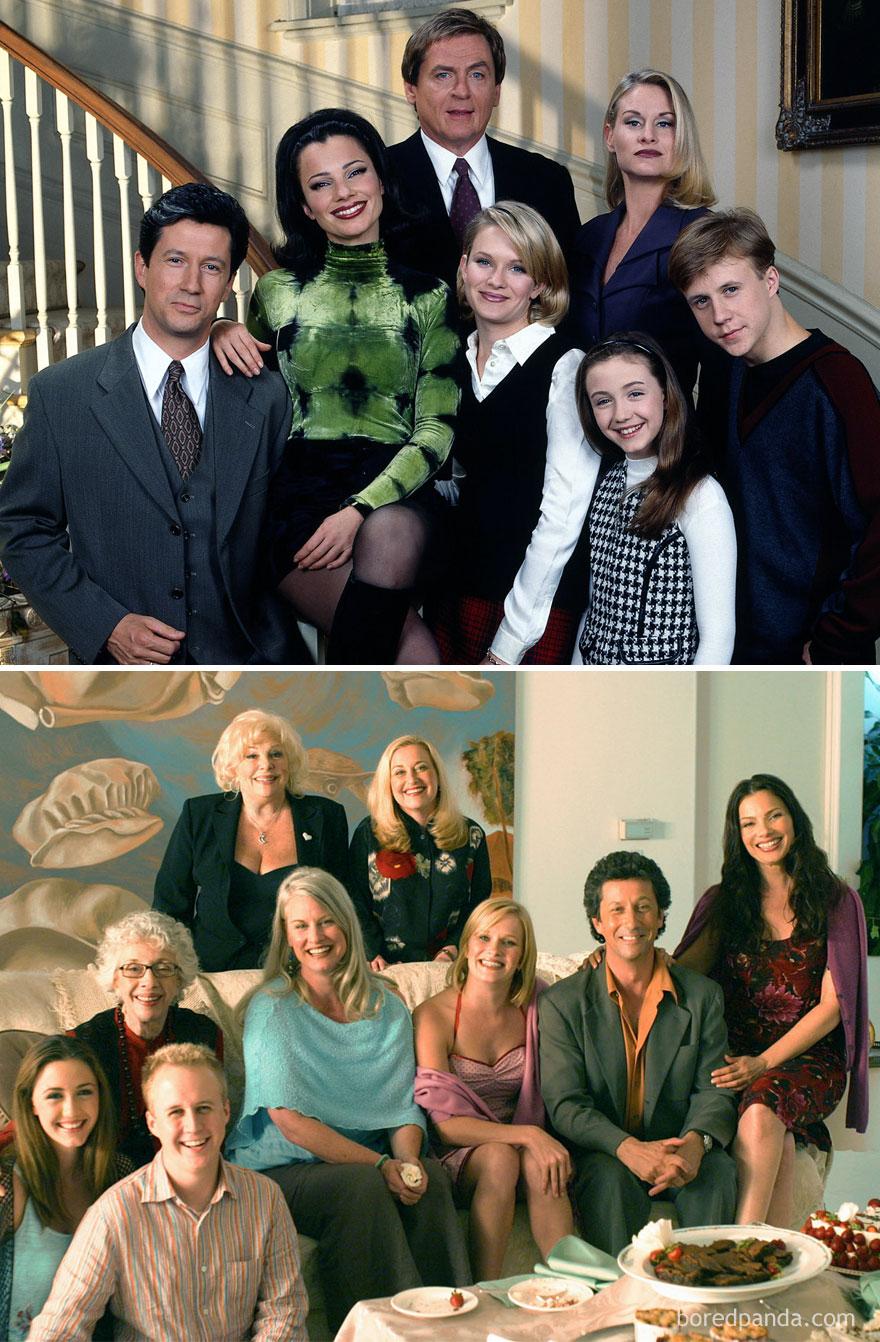 The Nanny: 1993 Vs. 2004