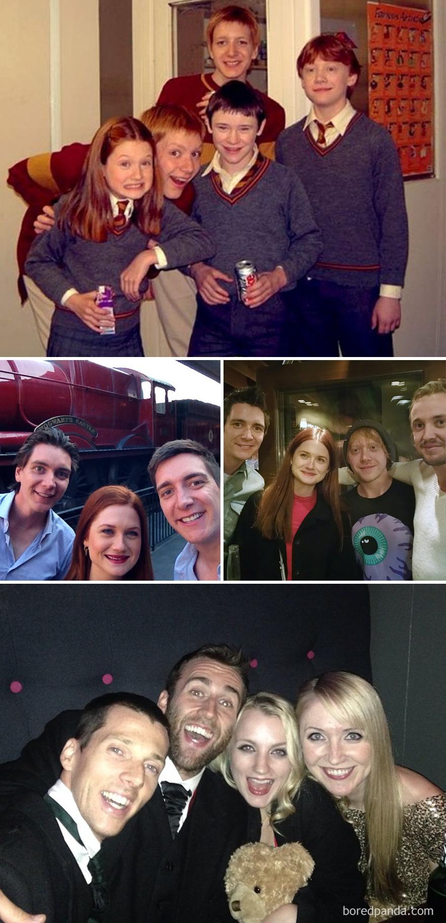Harry Potter: 2002 Vs. 2014/2015