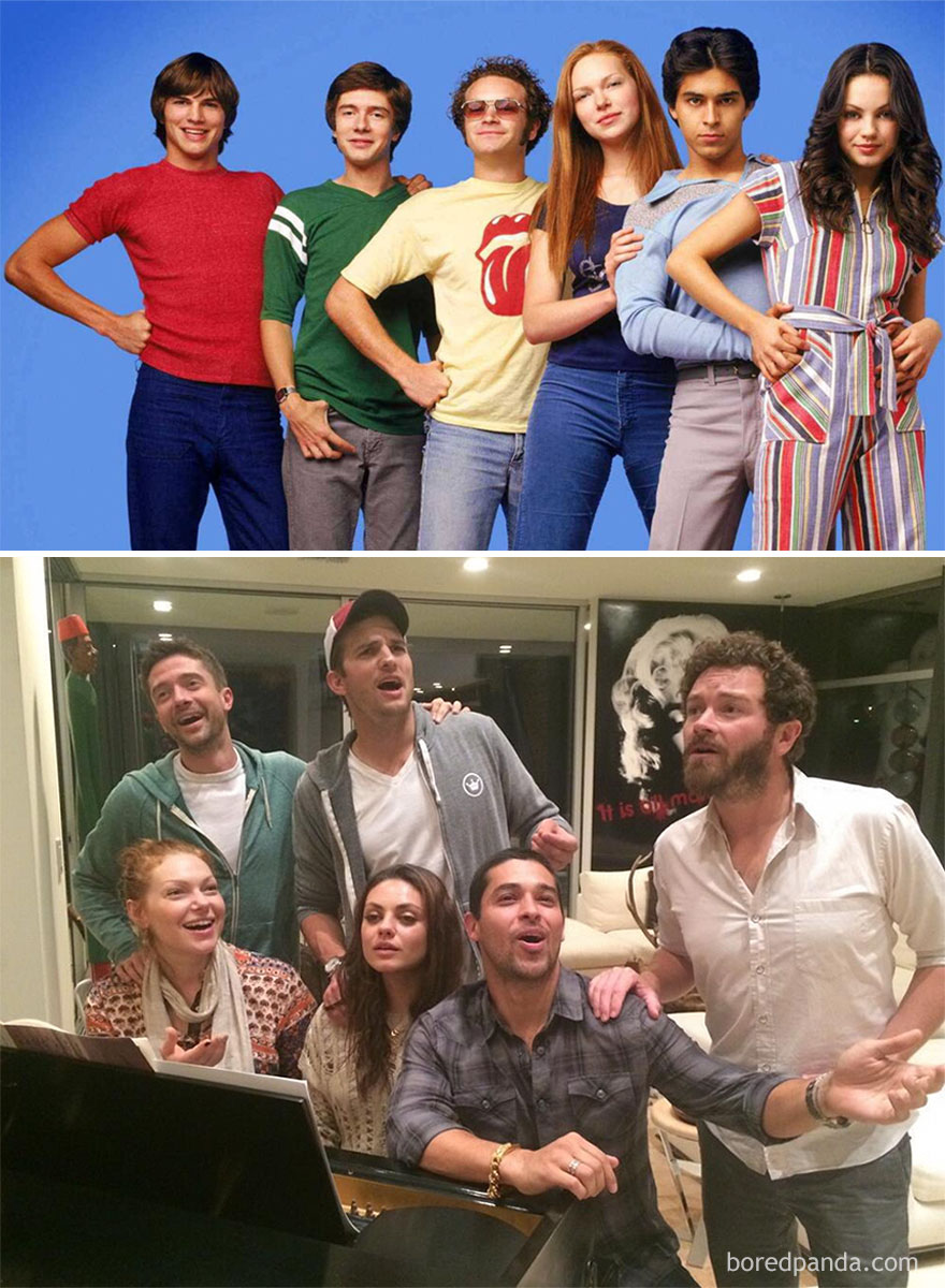 That '70s Show: 1998 Vs. 2013