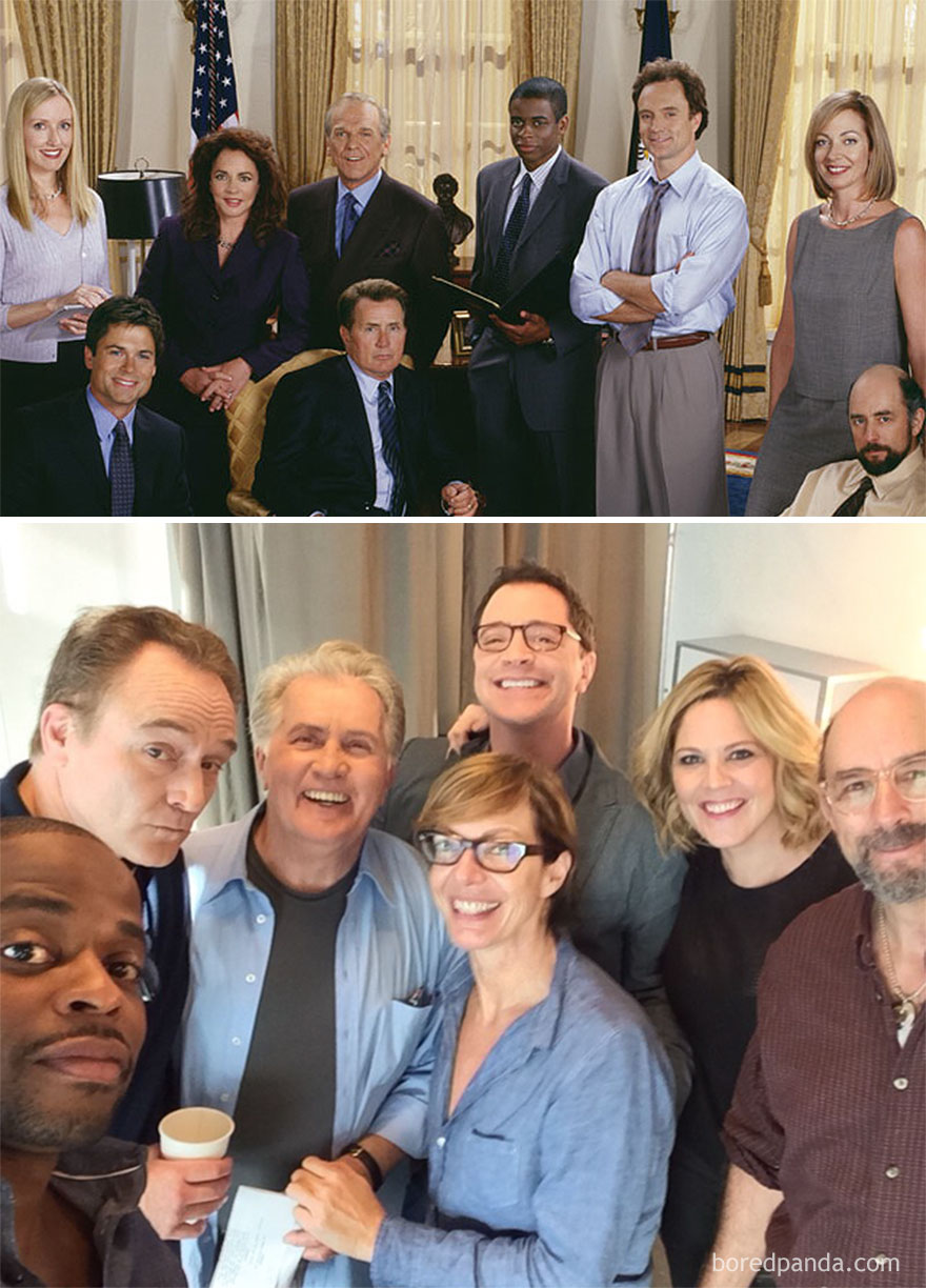 The West Wing: 1999 Vs. 2015