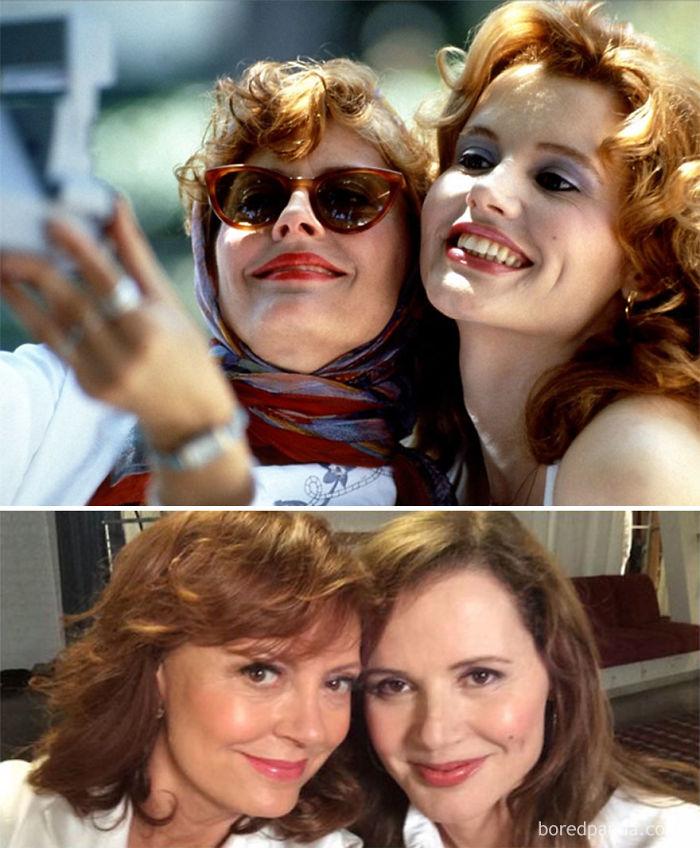 Thelma & Louise: 1991 Vs. 2014