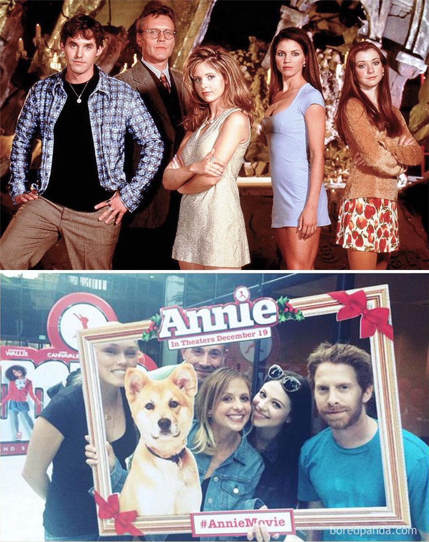 Buffy The Vampire Slayer: 1997 Vs. 2014