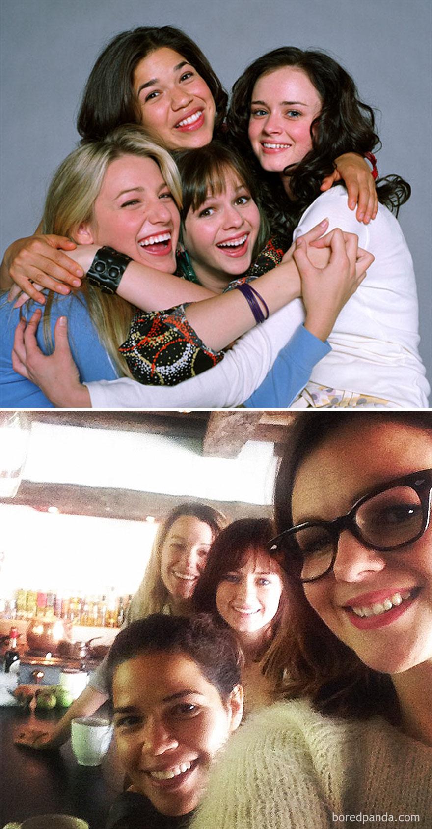 The Sisterhood Of The Traveling Pants: 2005 Vs. 2013