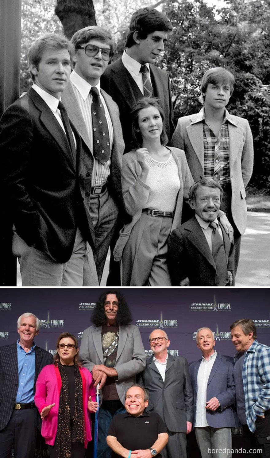 Star Wars: 1980 Vs. 2013