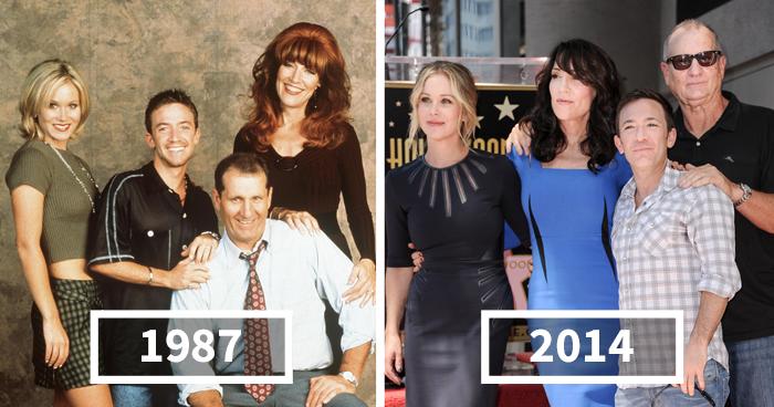 10+ berühmte Cast Reunions, die zeigen wie schnell die Zeit vergeht