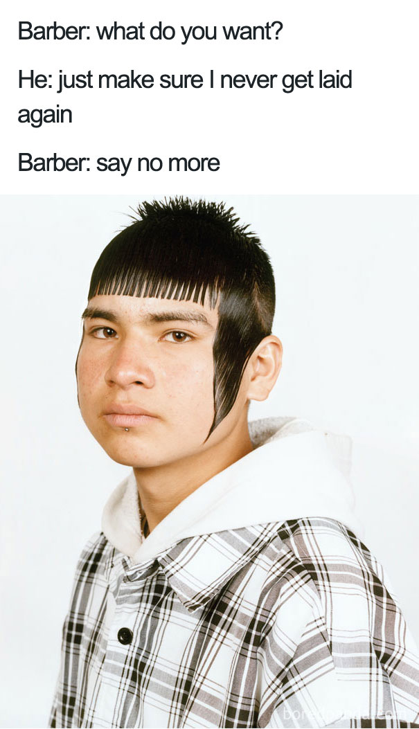 10 terrible haircuts that were so bad they became say no for More com