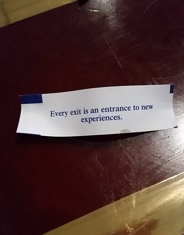 Gave This Fortune Cookie's Message To My Girlfriend. She Immediately Said No