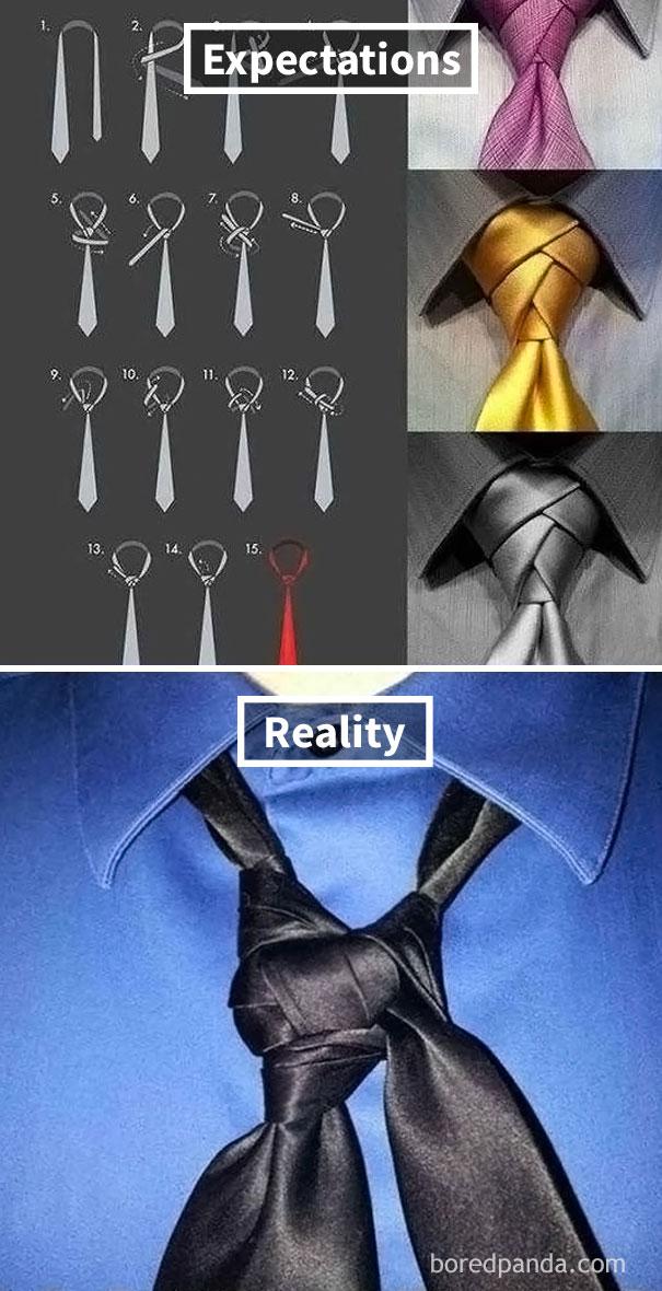 Eldregre Tie Knot Fail