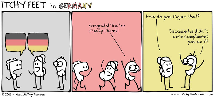 59 Hilarious Reasons Why The German Language Is The Worst