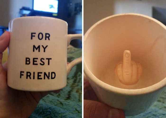 My Grandma Gave Me A Mug