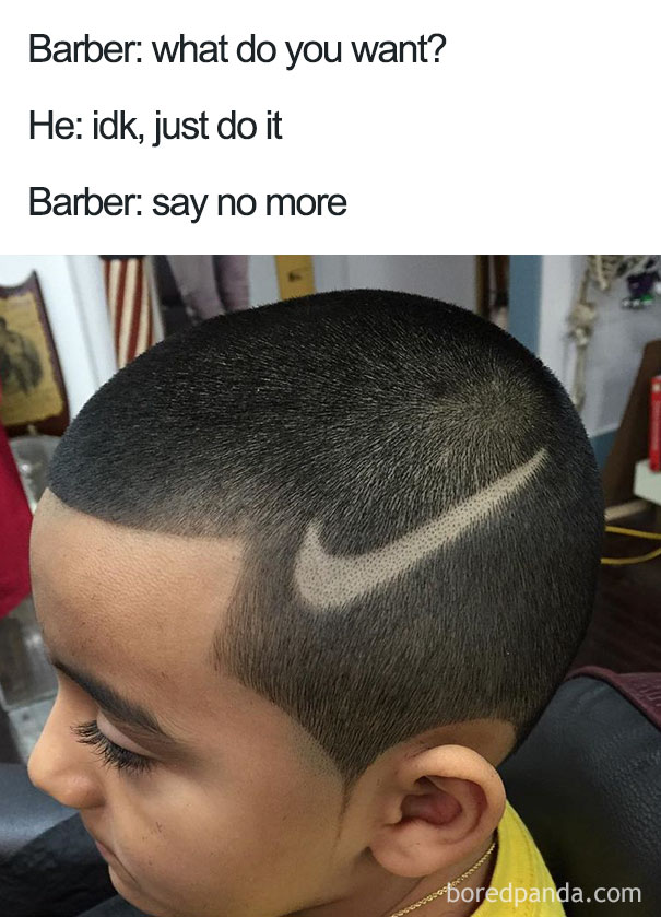 """40+ Of The Worst Haircuts Ever That Became """"Say No More"""