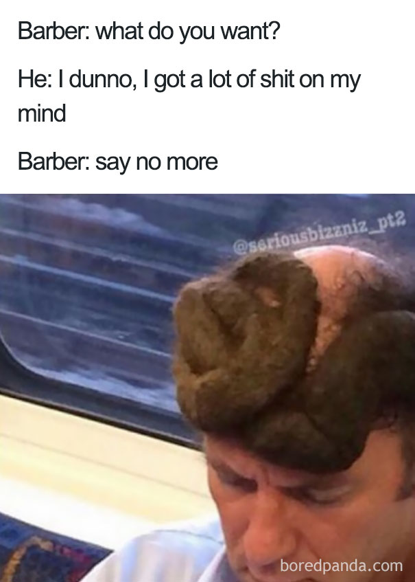Say No More Haircut
