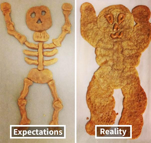 Gluten Free Skeleton