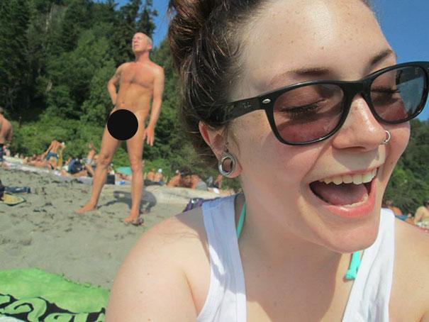 Took A Selfie, Got A Surprise