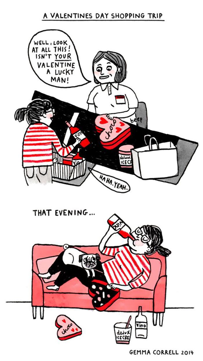 Single People Comics
