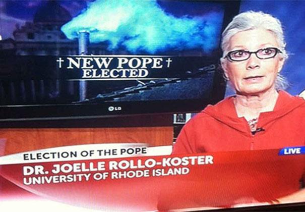 Dr. Joelle Rollo-Koster