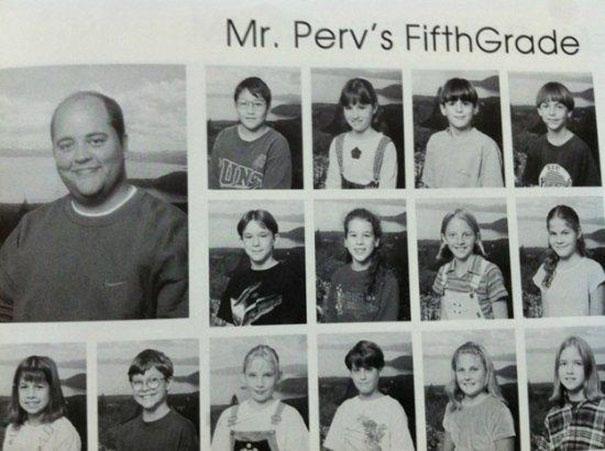 Mr. Perv
