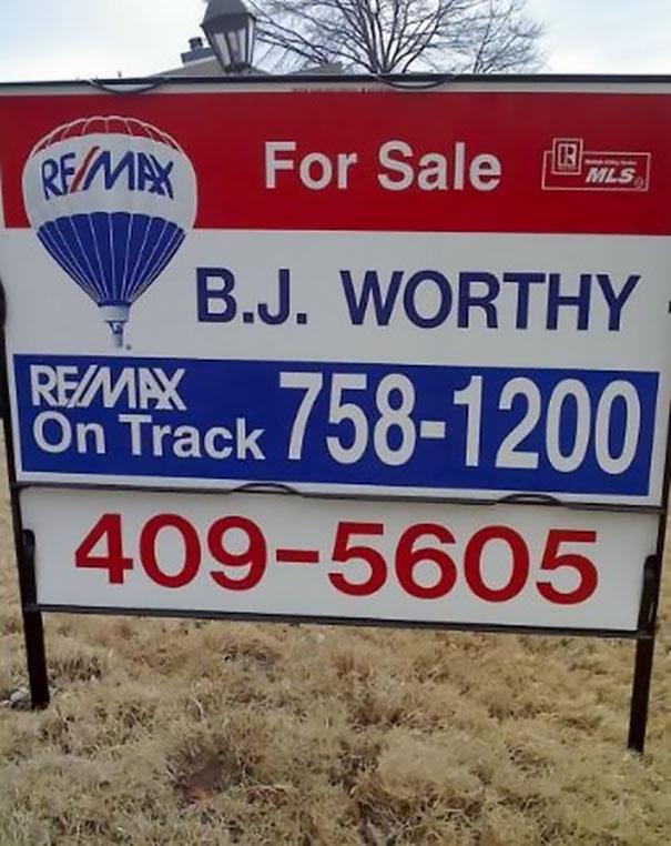 B. J. Worthy