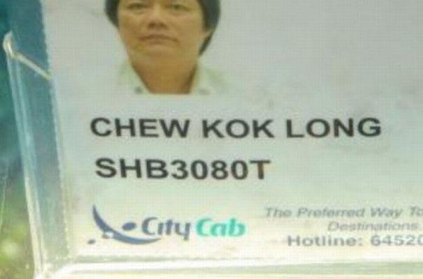 Chew Kok Long