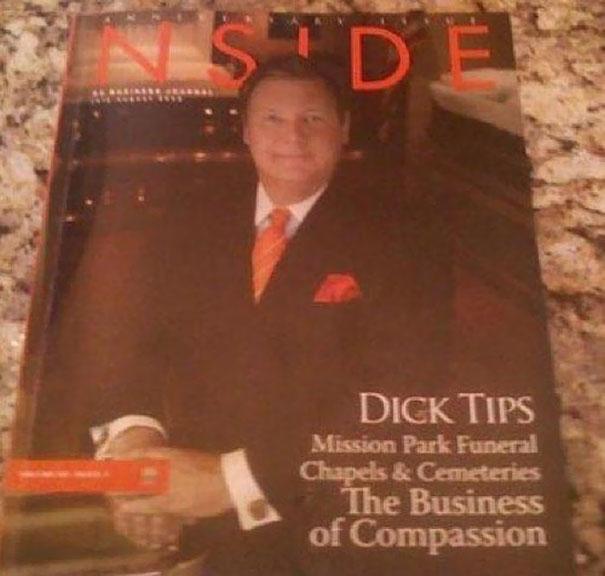 Dick Tips