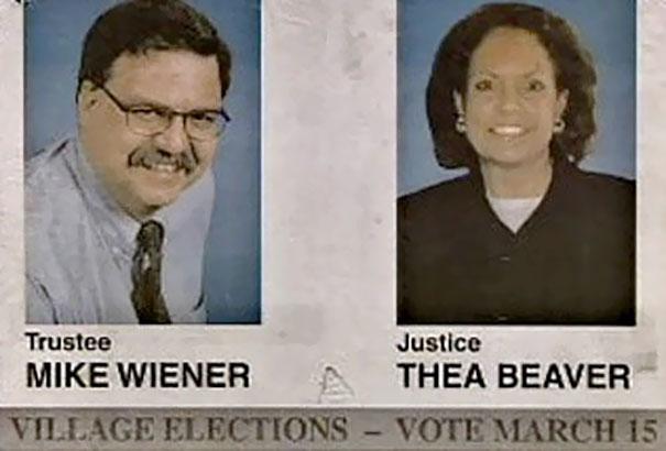 Wiener And Beaver