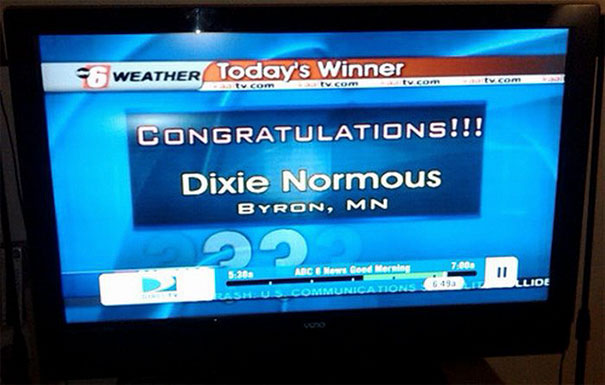 Dixie Normous