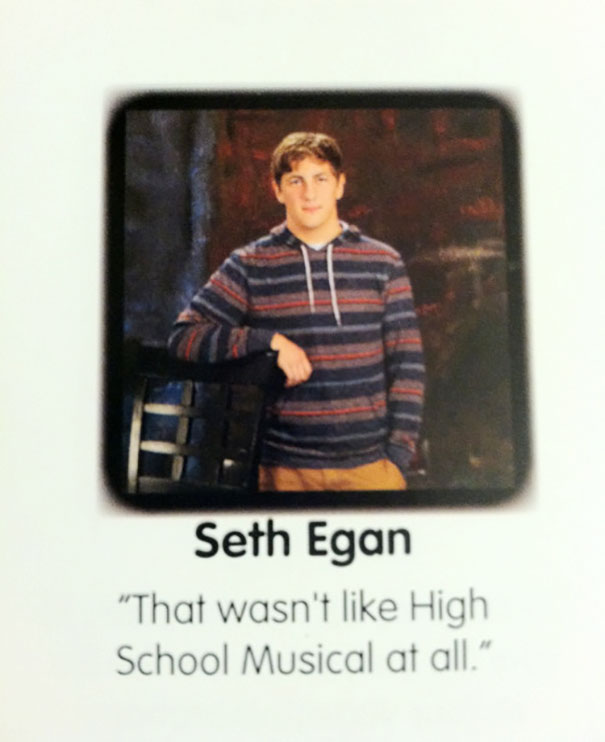 236 Hilarious Yearbook Quotes That Are Impossible Not To Laugh At
