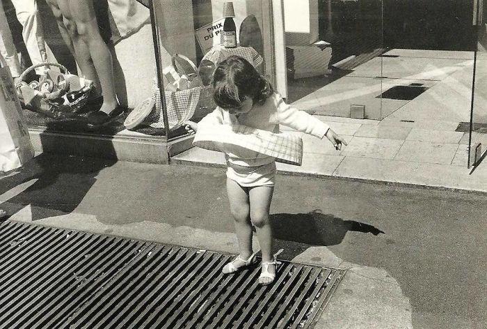 The Little Marilyn, Paris 1975