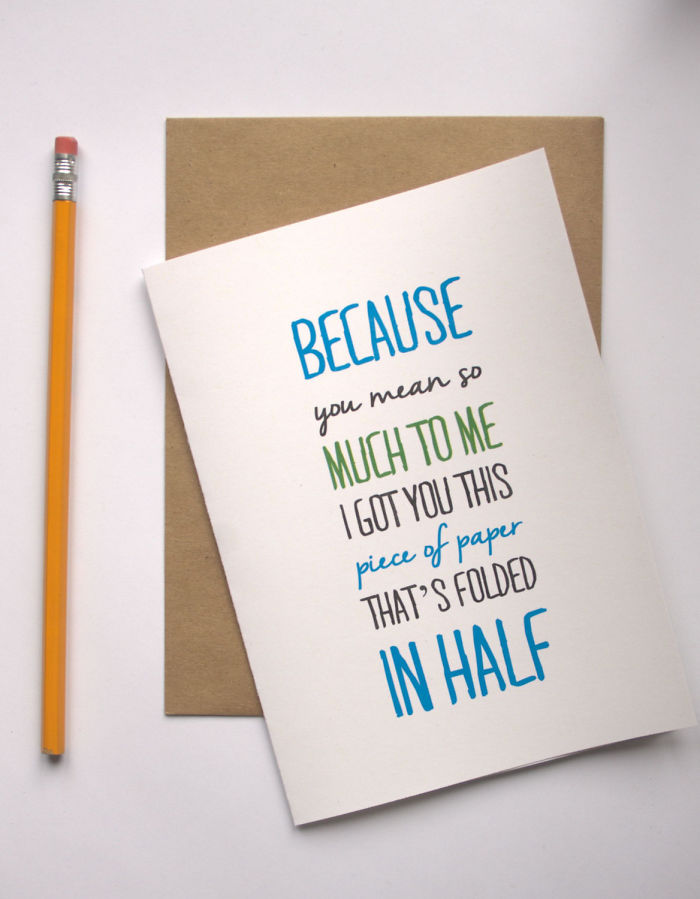 10 Honest Valentines Day Cards For Couples Who Hate Cheesy Love – Valentines Card Photos