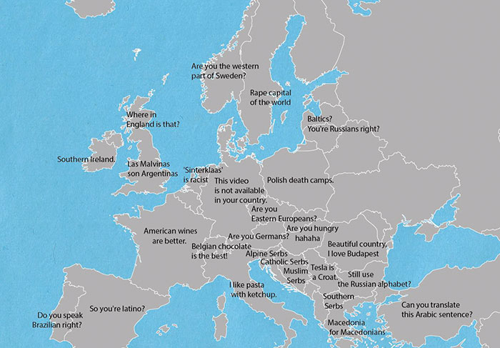 How To Annoy Europeans With Just One Sentence