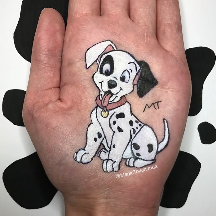 Patch From 101 Dalmatian